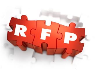 RFP prepared to order web design