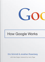 کتاب How Google Works
